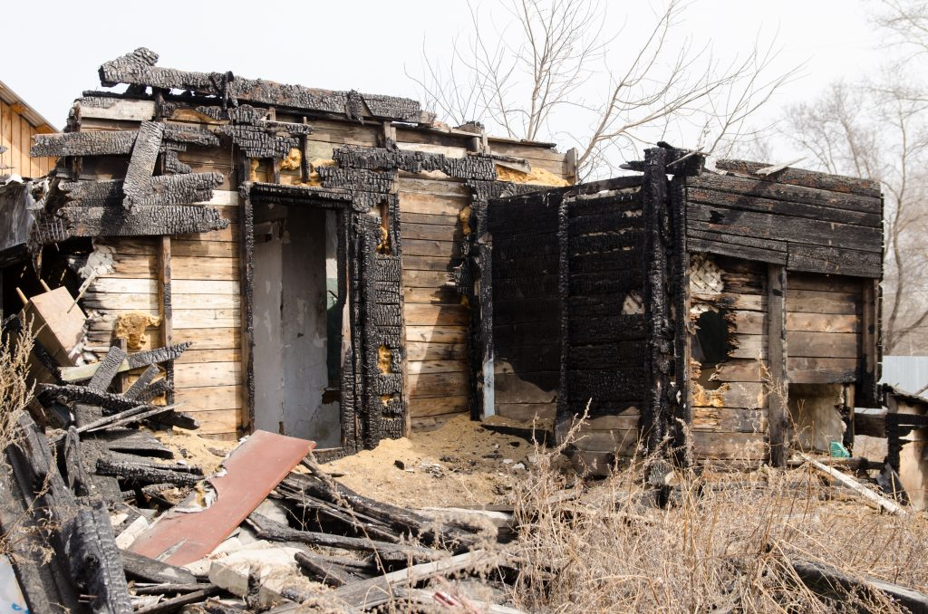 Fire Restoration services in Chicagoland